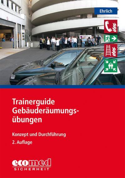 Trainerguide Gebäuderäumungsübungen, 1 CD-ROM