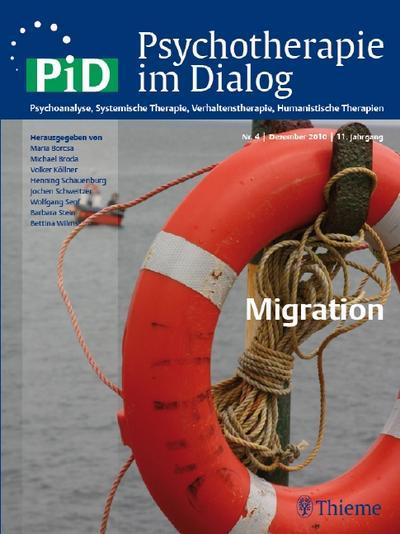 Psychotherapie im Dialog (PiD) Migration
