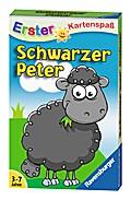 Schwarzer Peter Schaf