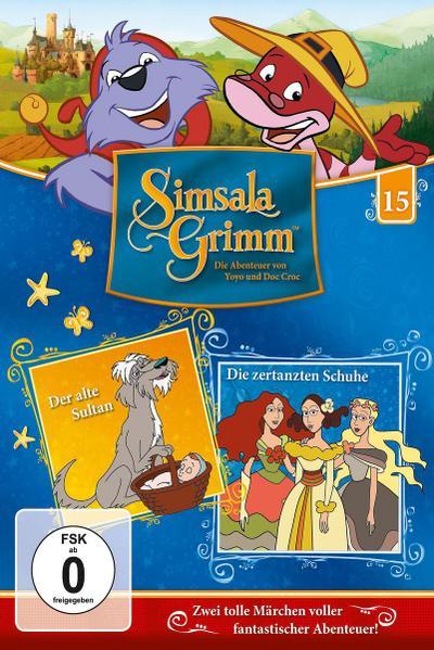 SimsalaGrimm 15: Der alte Sultan / Die zertanzten Schuhe