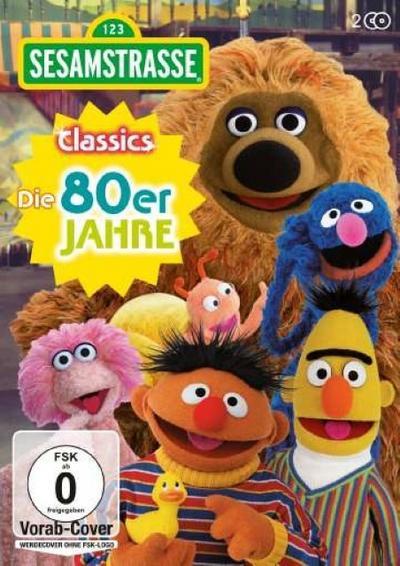 Sesamstraße - Classics: Die 80er Jahre DVD-Box