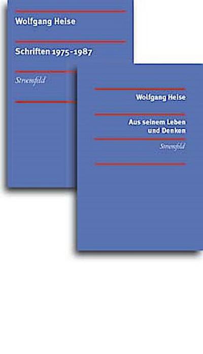 Schriften, 2 Bde.
