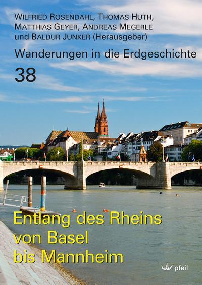 Entlang des Rheins von Basel bis Mannheim