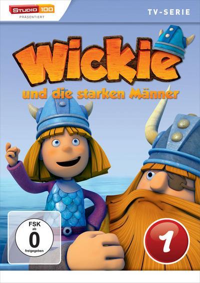 Wickie und die starken Männer - DVD 1 (CGI)