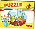 HABA-Lieblingsspiele - Puzzles Ritter und Pri ...