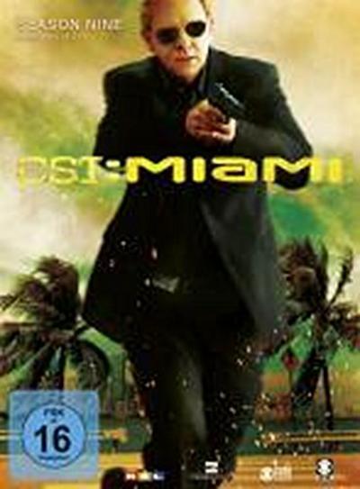 C.S.I. Miami - 9. Staffel - Vol. 1 Episoden 1-11