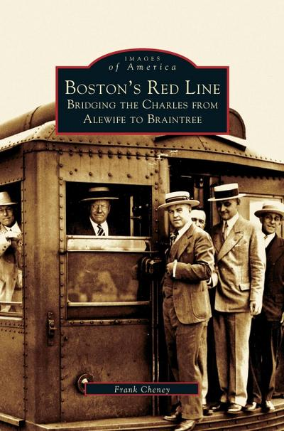 Boston's Red Line: Bridging the Charles from Alewife to Briantree