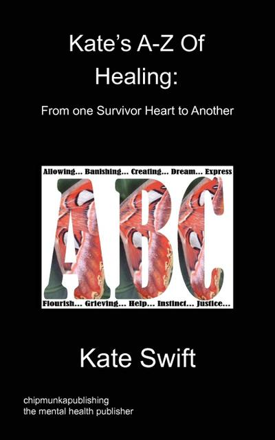 Kate's A-Z of Healing
