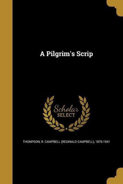 PILGRIMS SCRIP