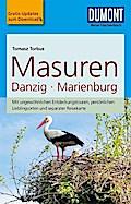 DuMont Reise-Taschenbuch Reiseführer Masuren, Danzig, Marienburg
