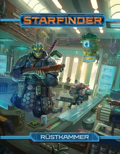 Starfinder - Die Rüstkammer