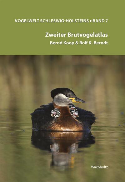 Vogelwelt Schleswig-Holsteins Bd. 7: Zweiter Brutvogelatlas