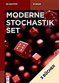 Lehrbuch-Set Moderne Stochastik. 3 Bände