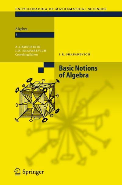 Basic Notions of Algebra