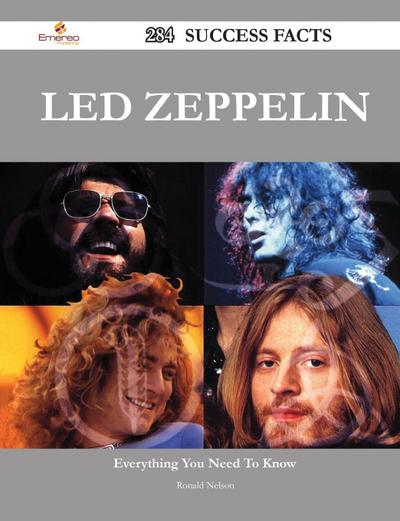 Led Zeppelin 284 Success Facts - Everything You Need to Know about Led Zeppelin