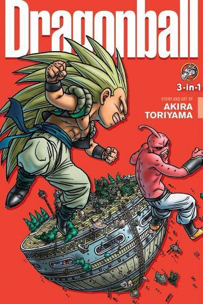 Dragon Ball (3-in-1 Edition), Vol. 14