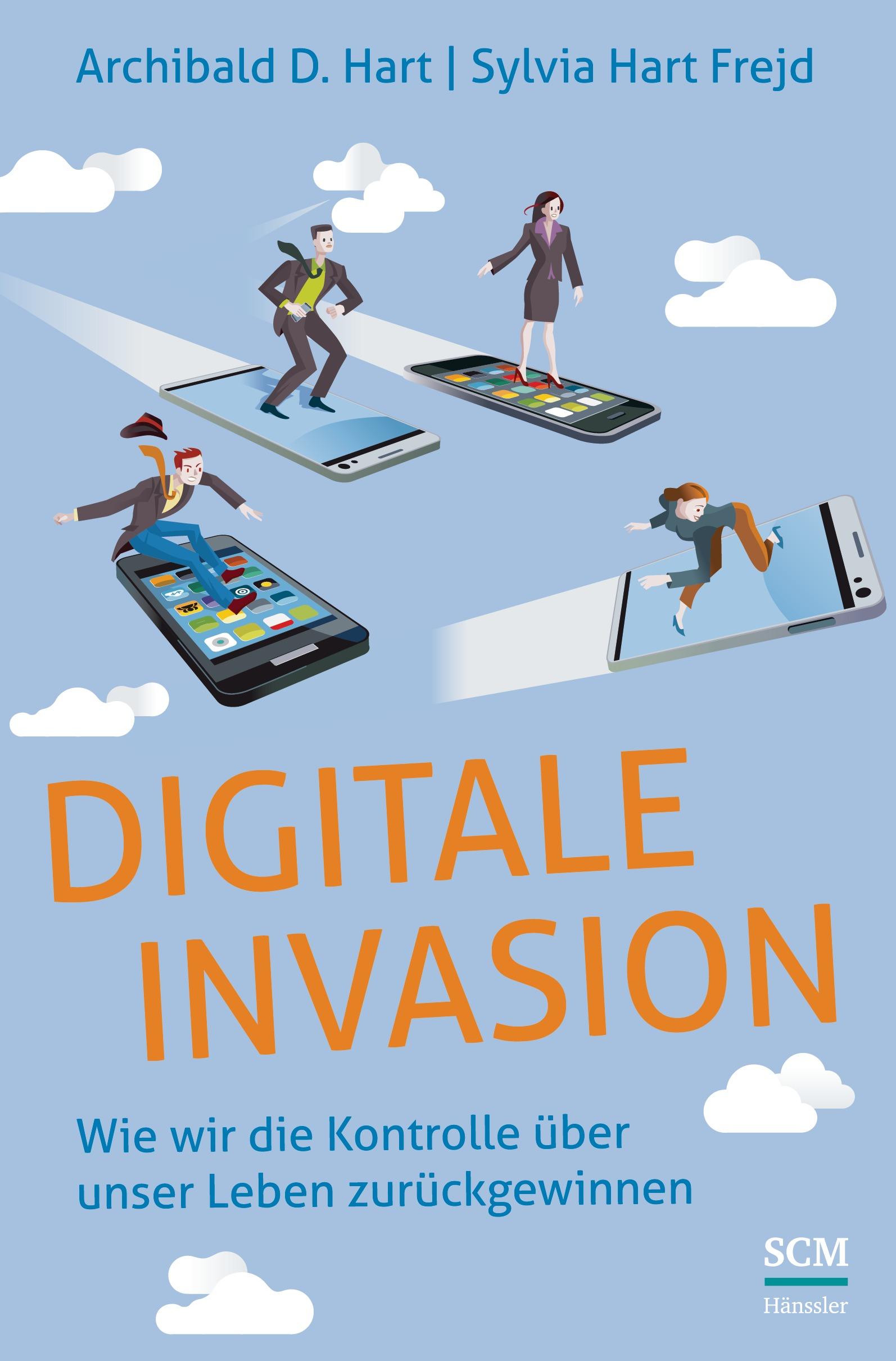 NEU Digitale Invasion Sylvia Hart Frejd 155427