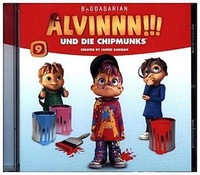 (9)HSP z.TV-Serie-Alvins Geheime Kräfte