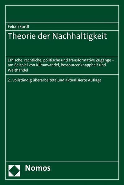 Theorie der Nachhaltigkeit