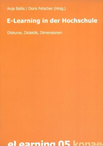 E-Learning in der Hochschule