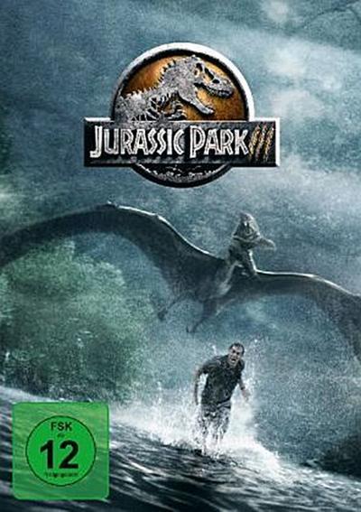 Jurassic Park 3, 1 DVD
