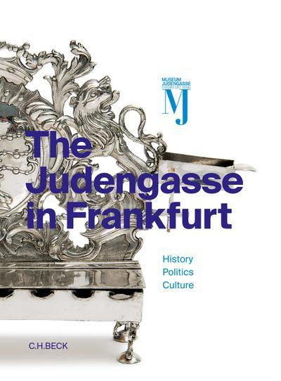 The Judengasse in Frankfurt