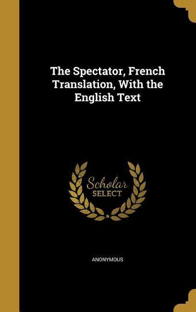 SPECTATOR FRENCH TRANSLATION W