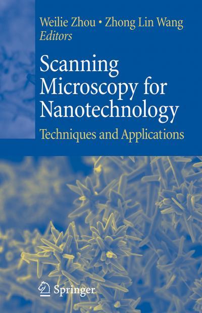 Scanning Microscopy for Nanotechnology