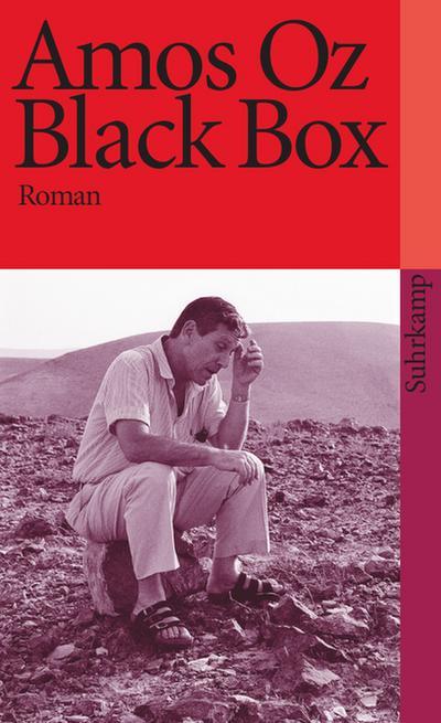 Black Box: Roman (suhrkamp taschenbuch)