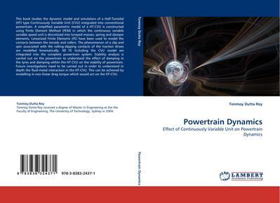 Powertrain Dynamics
