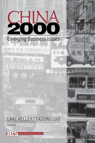 China 2000: Emerging Business Issues