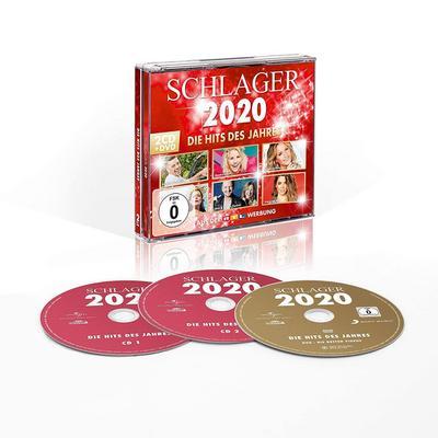 Schlager 2020 - Die Hits des Jahres