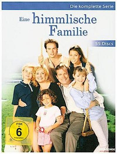 Eine himmlische Familie-Die komplette Serie