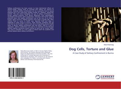 Dog Cells, Torture and Glue