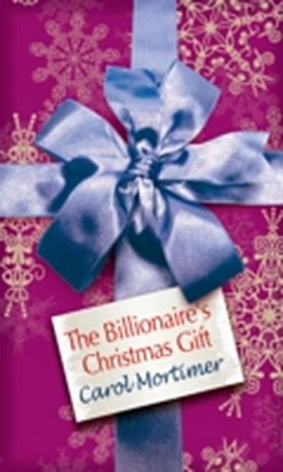 Billionaire's Christmas Gift