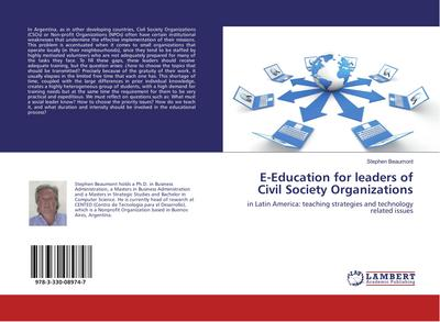 E-Education for leaders of Civil Society Organizations