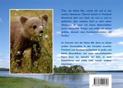 Tüte, der kleine Bär Abenteuer In Finnland