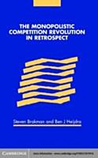 Monopolistic Competition Revolution in Retrospect