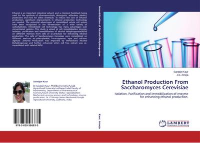 Ethanol Production From Saccharomyces Cerevisiae