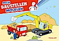 Mein Baustellen Malbuch; Malbücher und -blöcke; Ill. v. Beurenmeister, Corina/Matthies, Don-Oliver; Deutsch