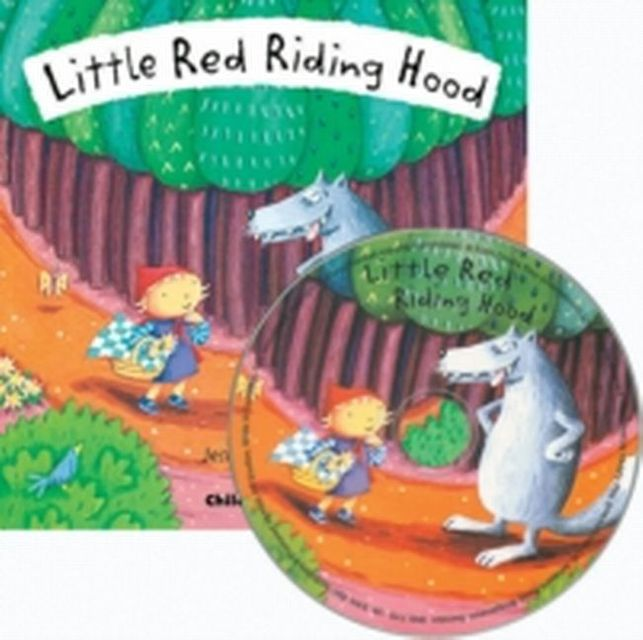 Little Red Riding Hood Grimm 9781846430886
