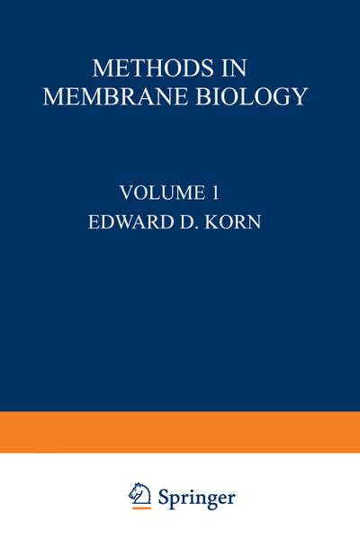Methods in Membrane Biology