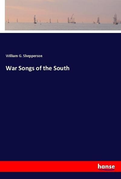 War Songs of the South