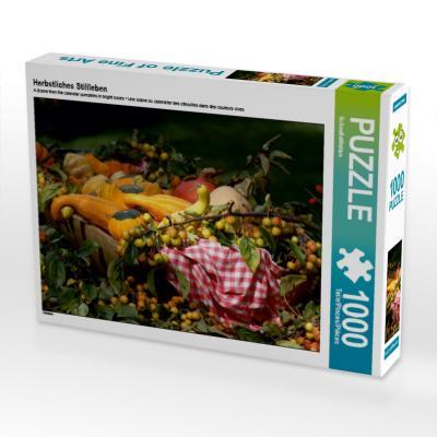 Herbstliches Stillleben (Puzzle)