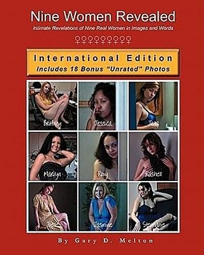 Nine Women Revealed: Intimate Revelations of Nine Real Women in Images and Words