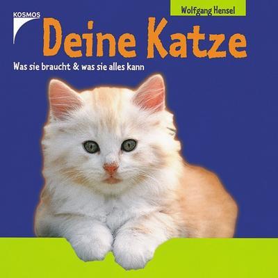 Deine Katze: Was sie braucht und was sie alles kann