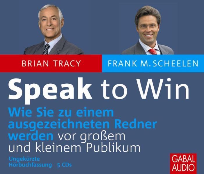 Speak to Win Brian Tracy