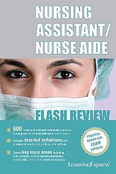 Nursing Assistant/Nurse Aide Flash Review