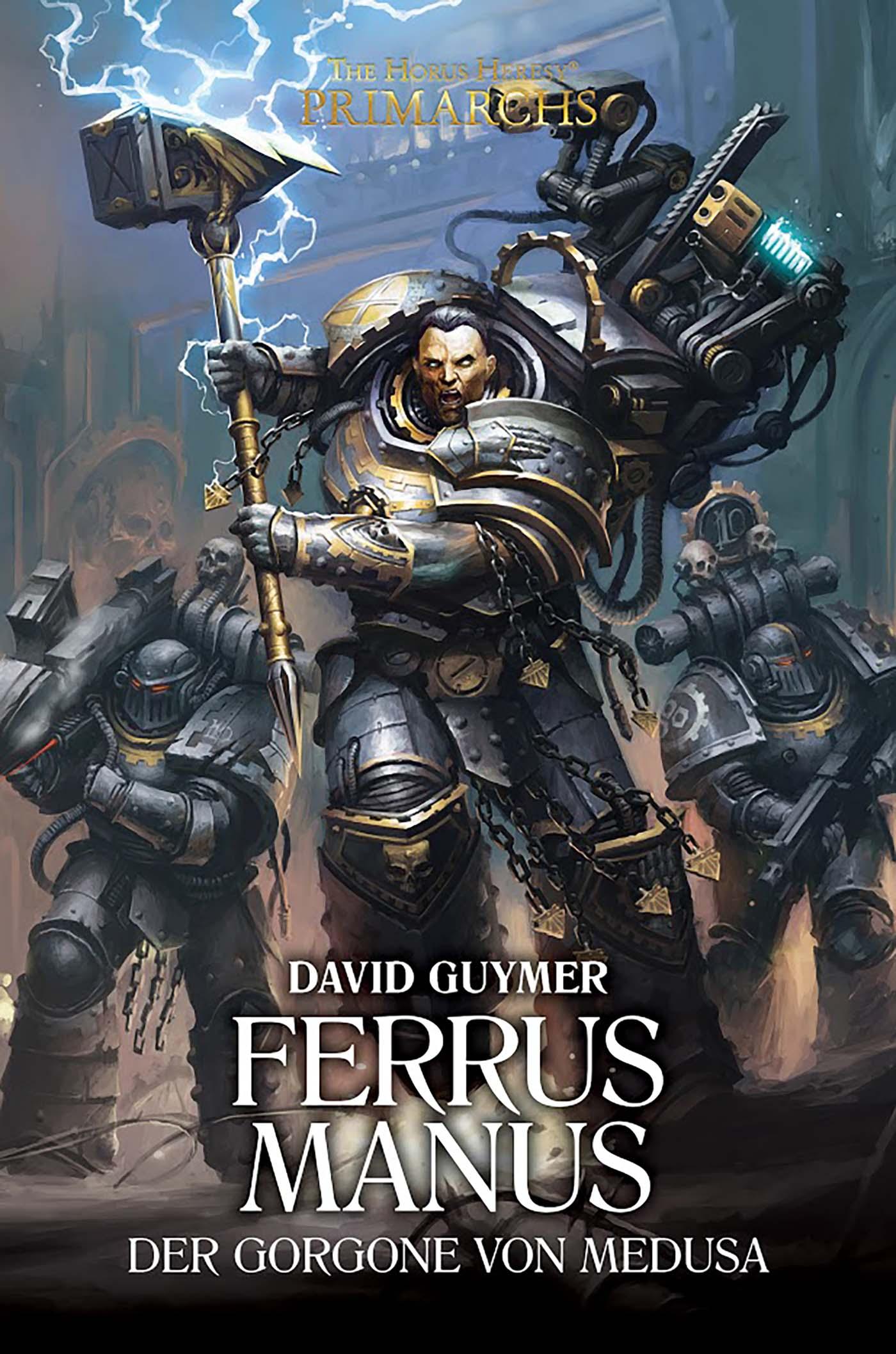 Ferrus Manus - Der Gorgone von Medusa David Guymer 9781781932629