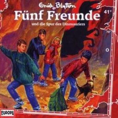 041/Und Die Spur Des Dinosauriers